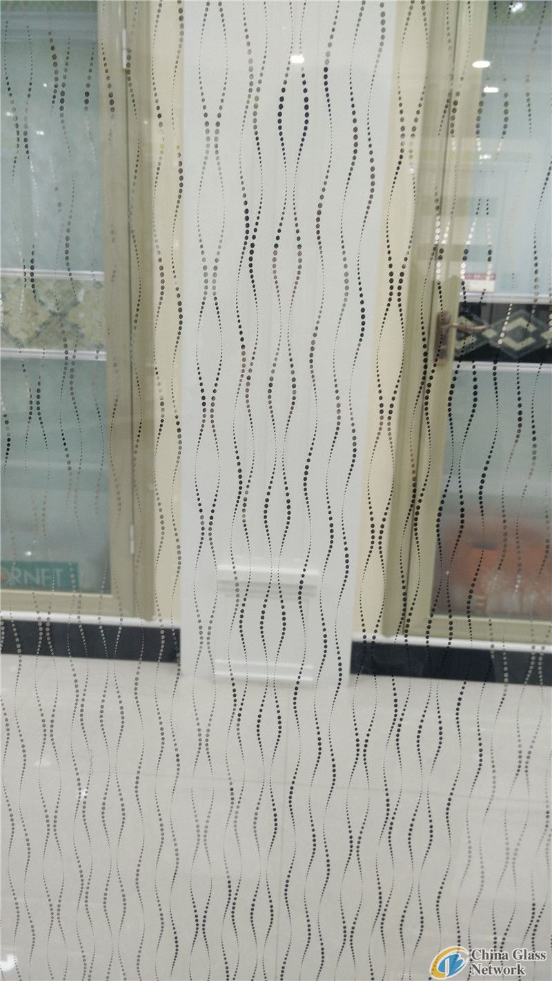 titanium coated glass, design glass