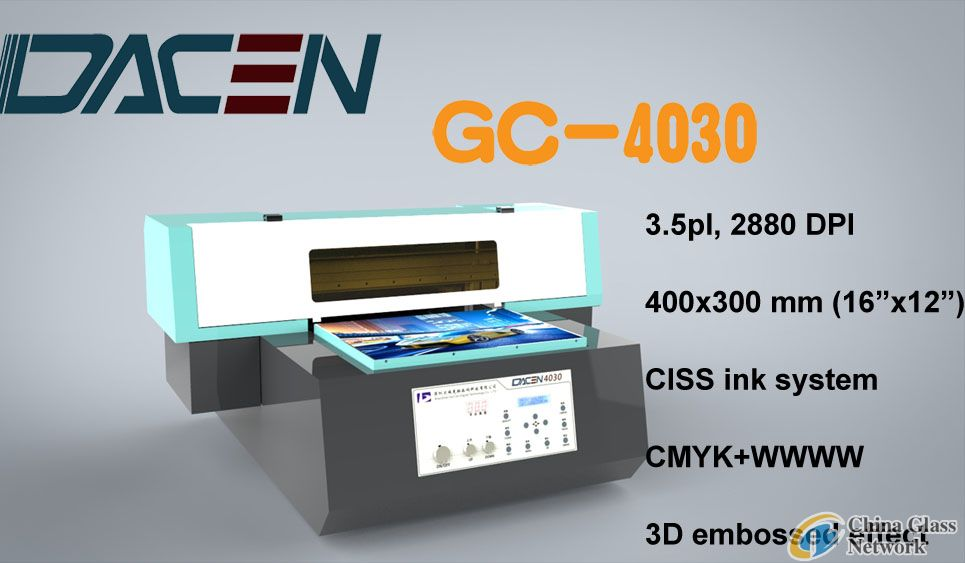 a3 size 6 colors economical uv led flatbed printer