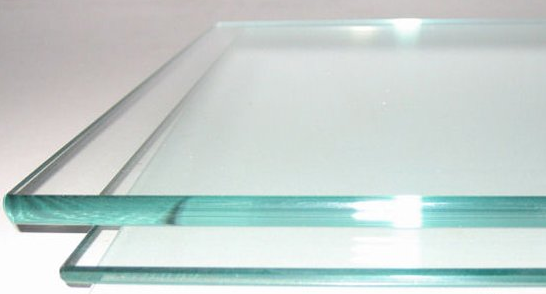 3mm clear tempered glass