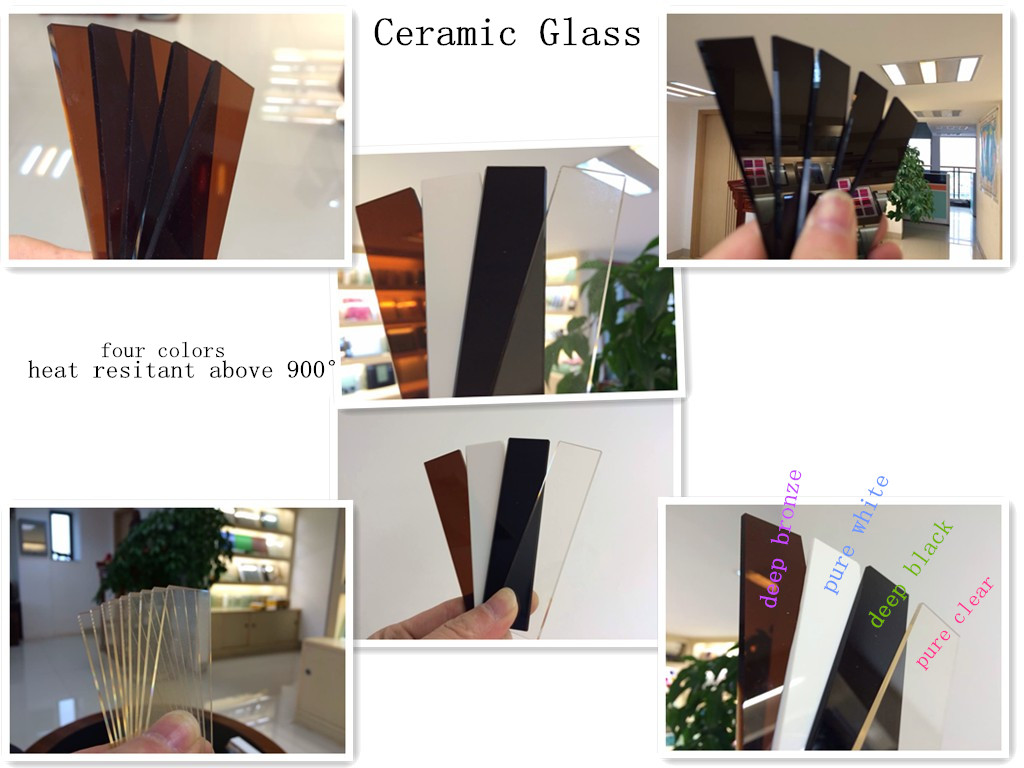 Art Decorative glass /temper glass /4mm cereamic glass