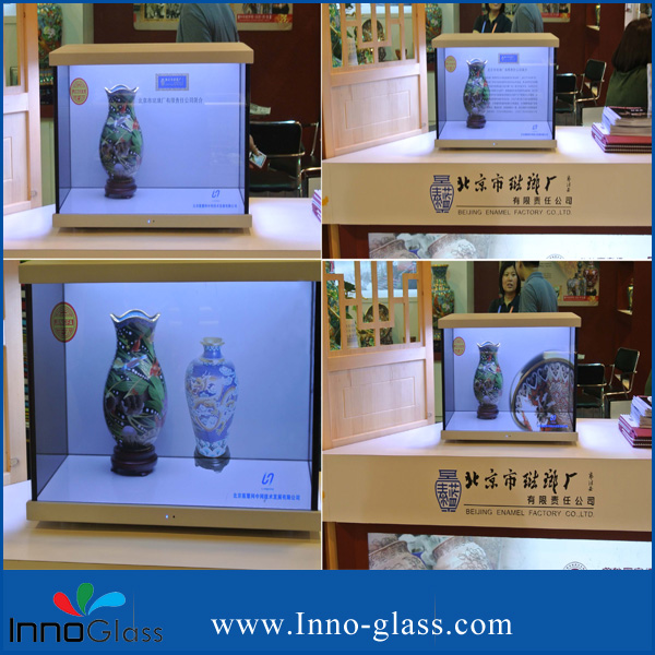 Hot Sale on Transparent LCD Screen Dispaly for Shopping Malls