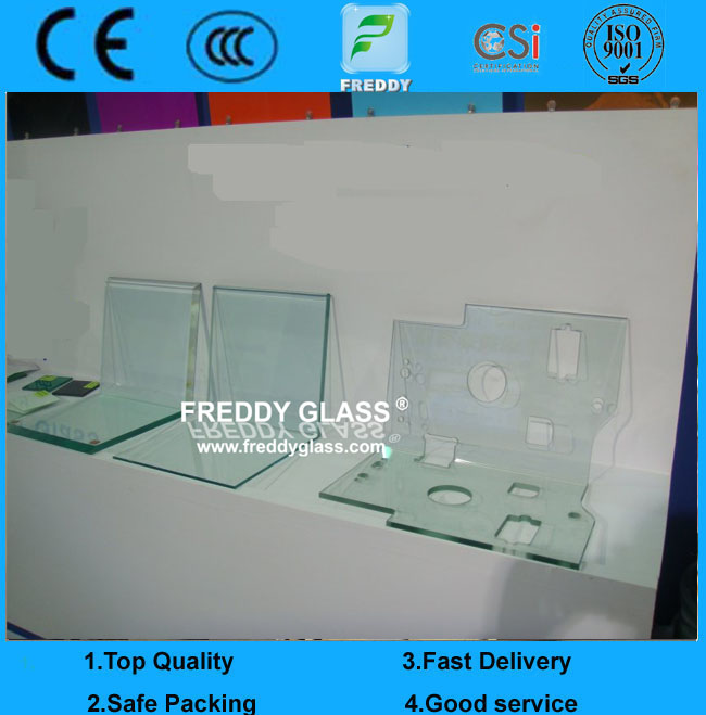 12mm Tempered Glass/ Shower Door Glass/ Toughned Glass