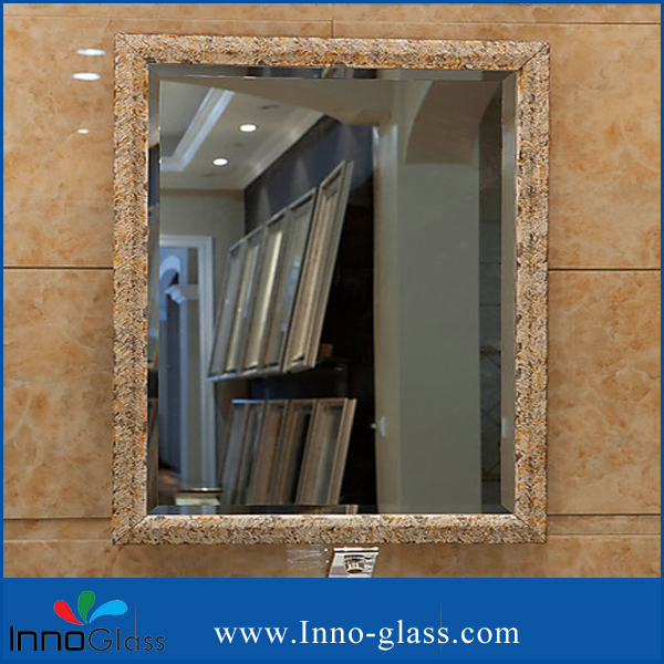 3-6mm Silver Mirror Sheet for Bathroom with CCC/ISO/CE