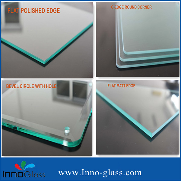 CNC Process Tempered Glass