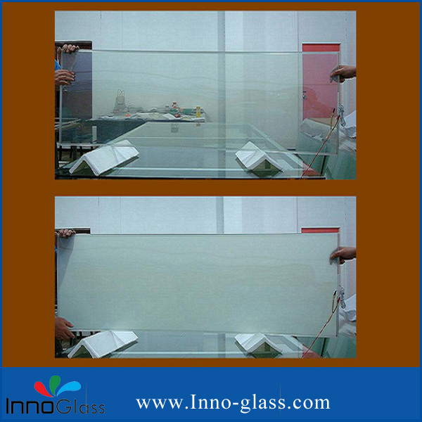 Electronic Switchable Self-adhesive PDLC Film for Conference Room