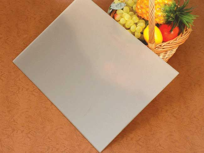 1-19m Acid etch glass