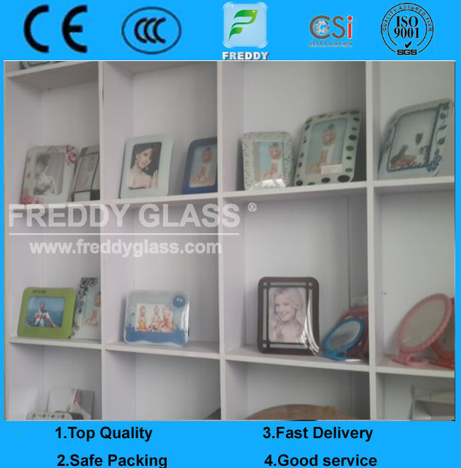 good quality photo Frame low Reflection Glass