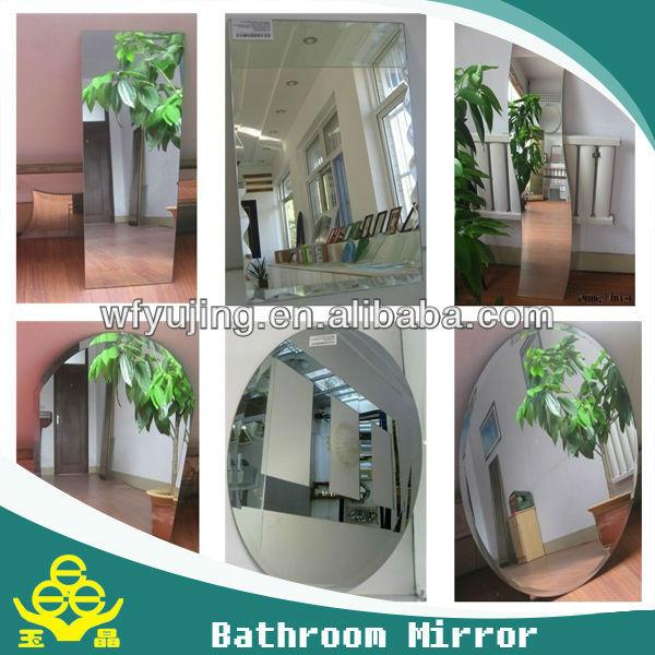 china wall mirror as customer need