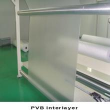Clear PVB film