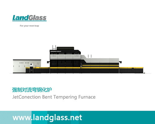 LandGlass Glass Tempering oven