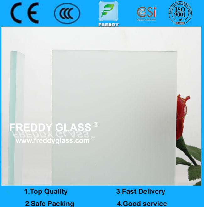 3mm Clear Sandblasting Glass
