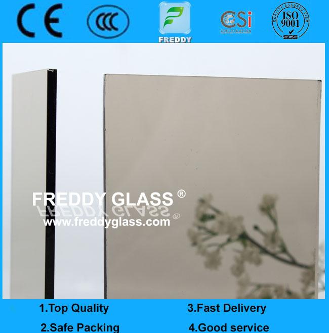 6mm Euro Bronze Sandblasting Glass