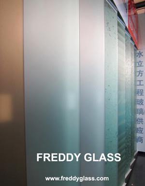4mm Frosted Decorative Glass