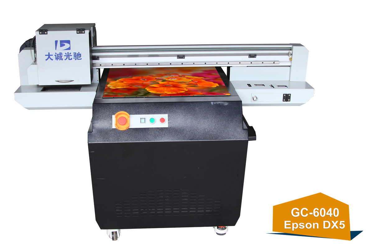 Leather PU Printer(flatbed printer)