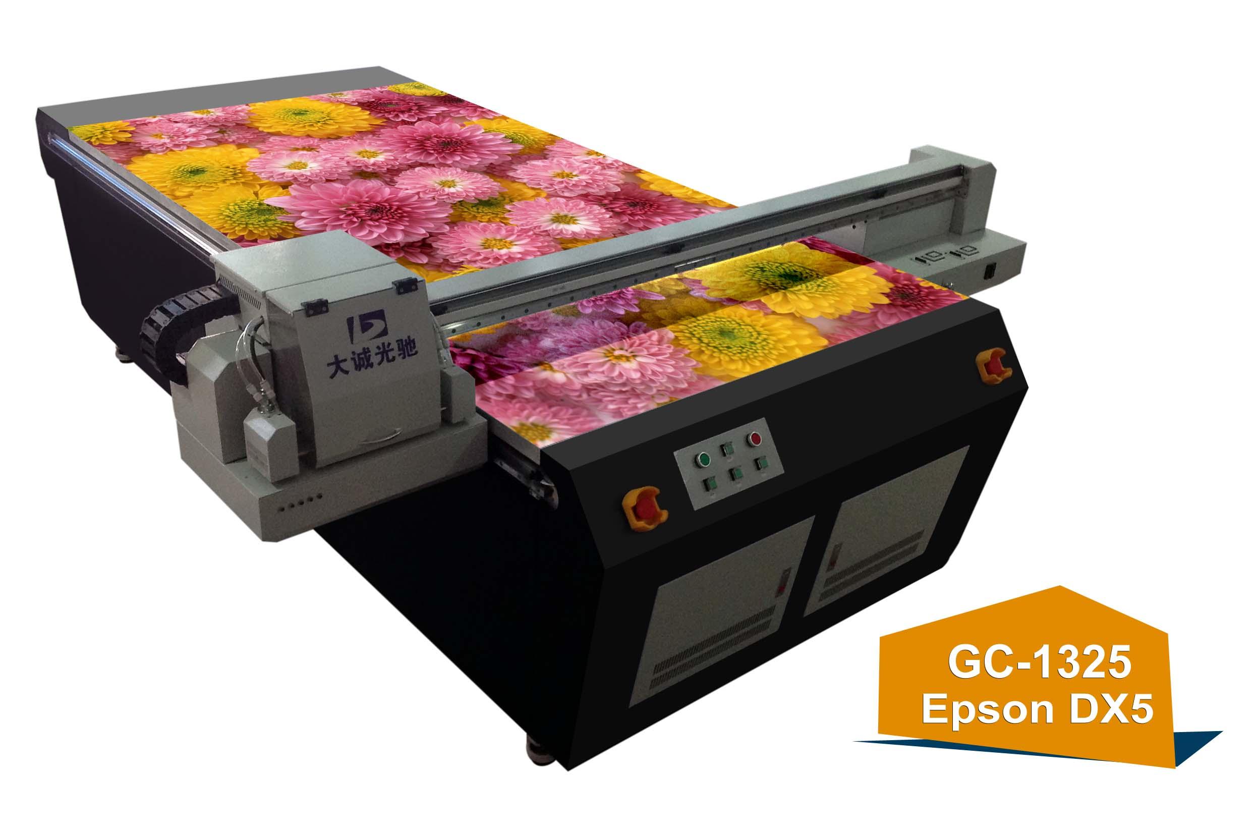 Digital Printer LED UV Flatbed Printer (1325)