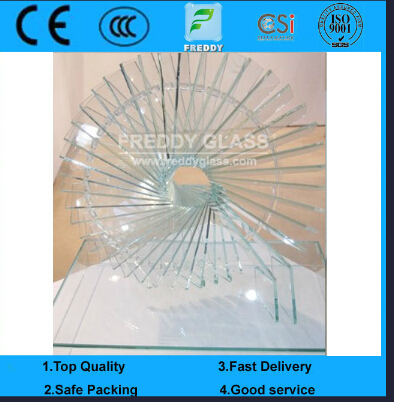 3-25mmtop Quality Ultra Clear Float Glass/ Low Iron Glass/Clear Glass