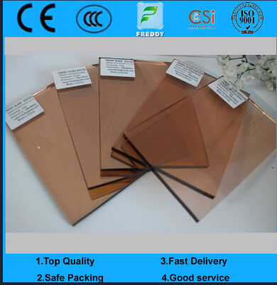 4mm, 5mm, 6mm Pink Float Glass/Tinted Float Glass