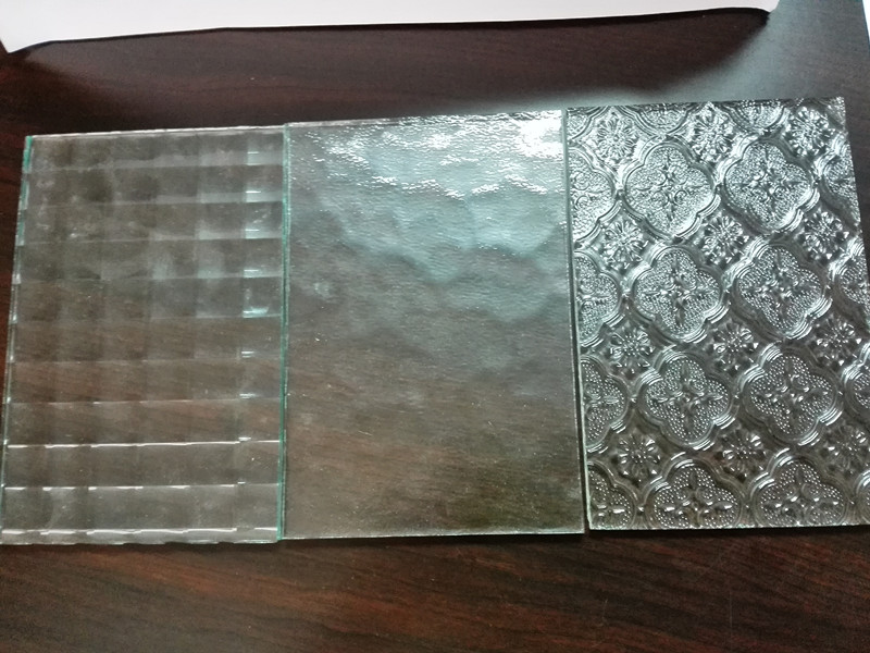 Sell 3-6mm Patterned Glass (Nashiji, Flora, Millennium, Mistlite,Karatachi, Mayflower