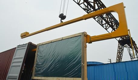 U-Shaped Container Glass Lifting Machine