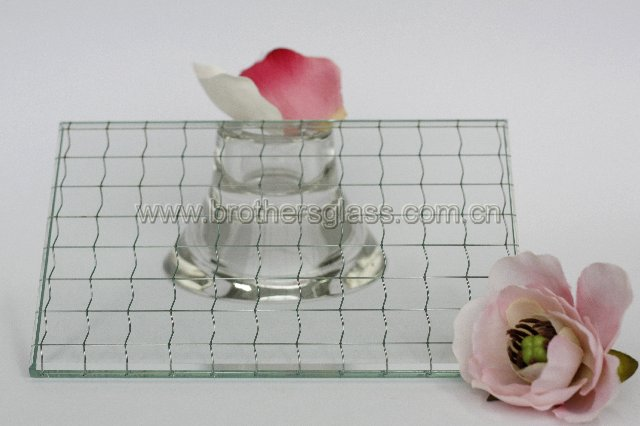 China Wired Glass