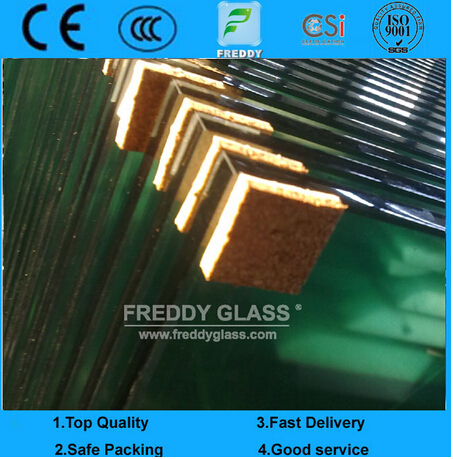19mm Tempered Glass/ Clear Toughened Glass/ Safety Glass/Constructive Glass