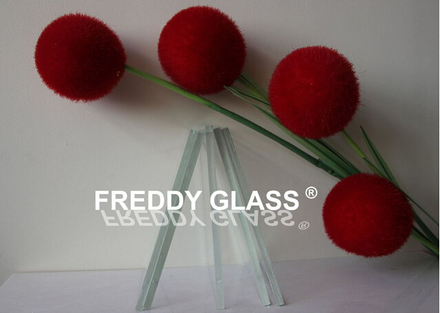 6mm Low Iron/ Extra Clear / Ultra Clear Float Glass/China Glass