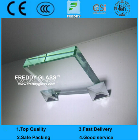 19mm 22mm 25mm Clear Float Glass/Curtain Wall Glass/Wall Glass/Flat Glass/China Glass