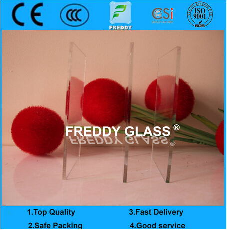 4mm Top Quality Ultra Clear Float Glass/ Low Iron Glass/Clear Glass
