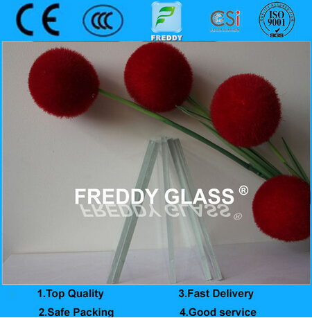 8mm Ultra Clear Float Glass/Low Iron Glass/Clear Glass/Float Glass