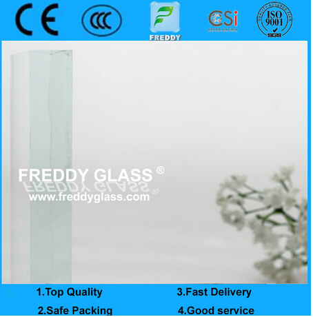 Top Quality 19mm Low Iron/ Extra Clear / Ultra Clear Float Glass with CE
