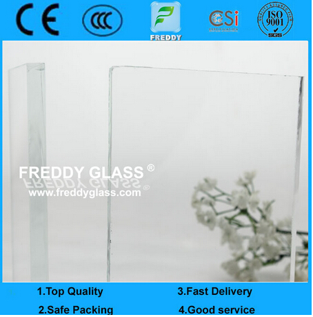 China Glass 12mm Extreme Clear Float Glass/ Ultra Clear Float Glass