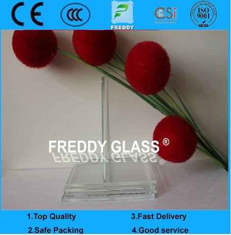 5mm Ultra Clear Float Glass/Low Iron Glass/Clear Glass/Building Glass