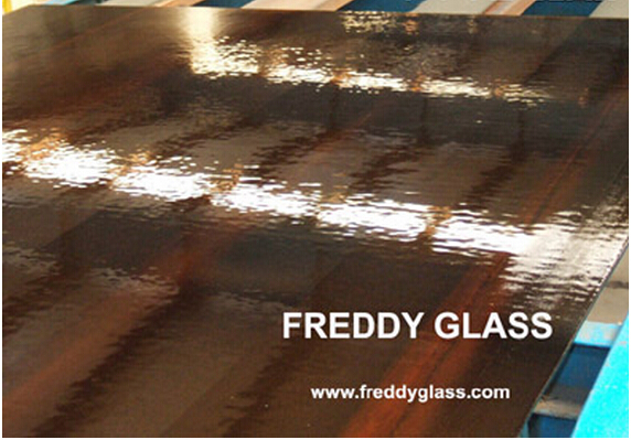 3-8mm Tempered Patterned Glass/Safety Glass/Toughened Patterned Glass/Good Quality Glass
