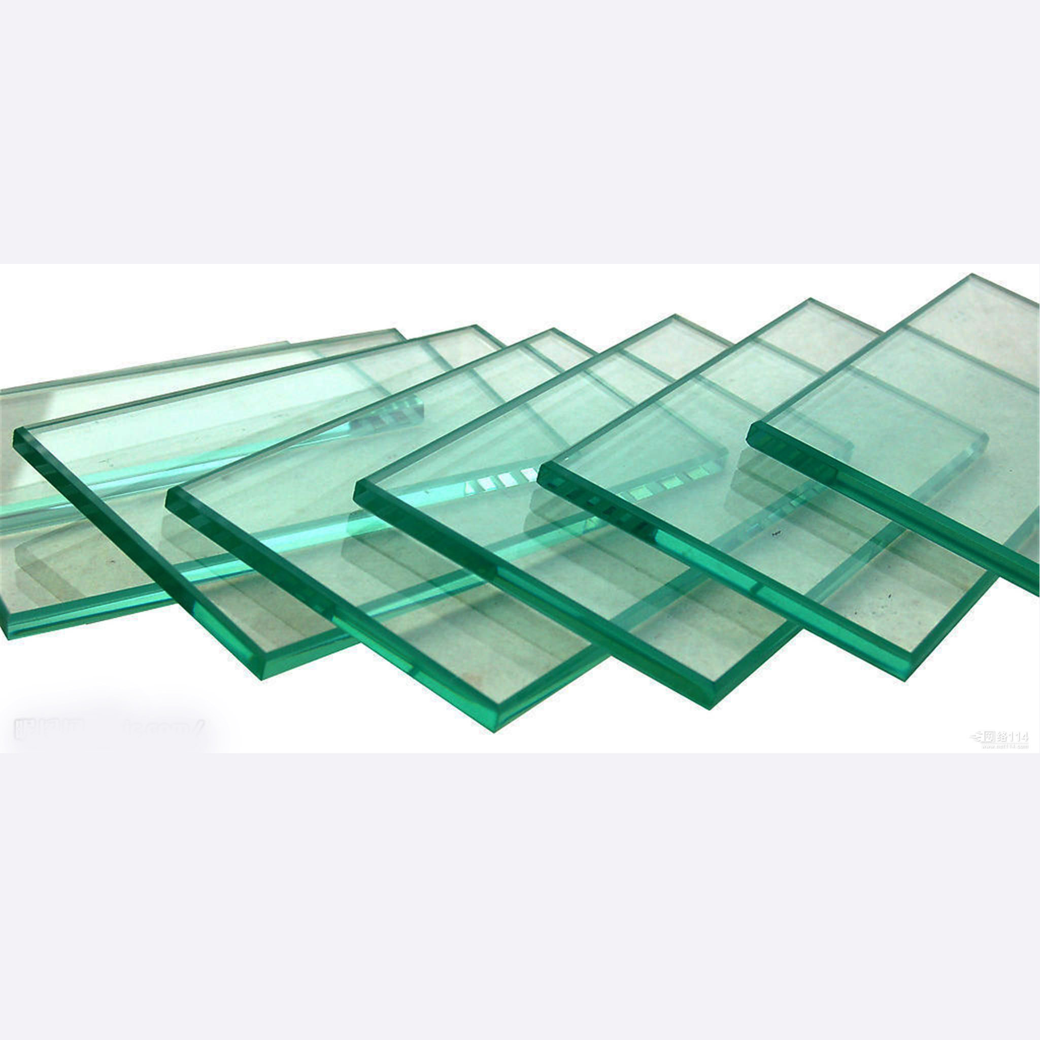 High quality safety tempered glass for shower room with CSI certificate