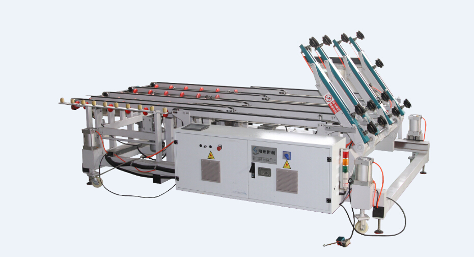 SC-Series Fast Glass Loading machine