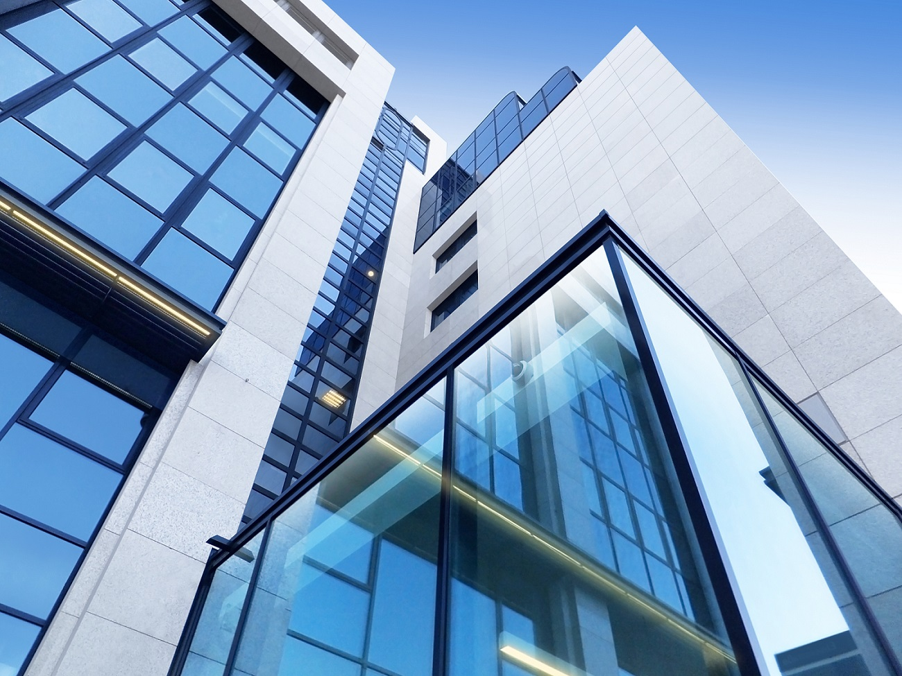 Clear/Tempered/Coating Reflective//Laminated/Low-E Insulated Glass for Buildings