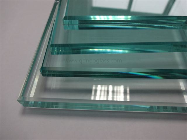 Polished Tempered Laminated Glass-AS/NZS 2208:1996,CE,ISO 9002