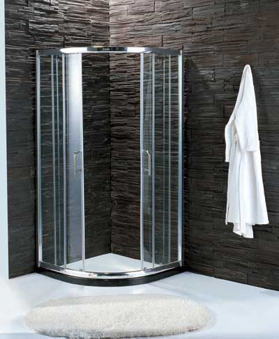 6mm--12mm Clear Toughened Glass for the Shower Doors