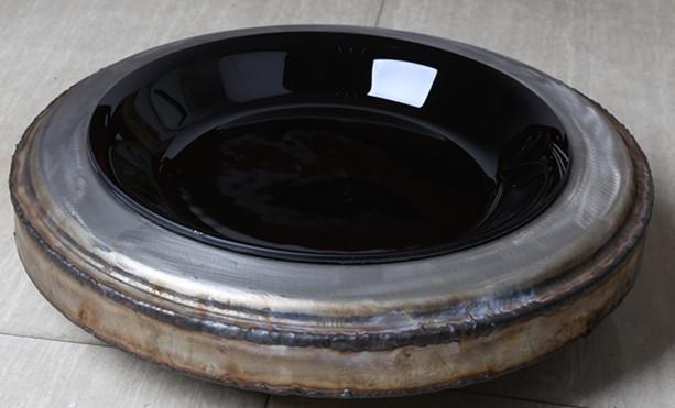 Microcrystalline glass mold A3
