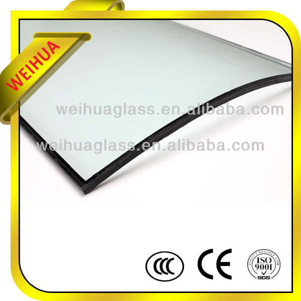 8mm 10mm tempered glass cost per square foot