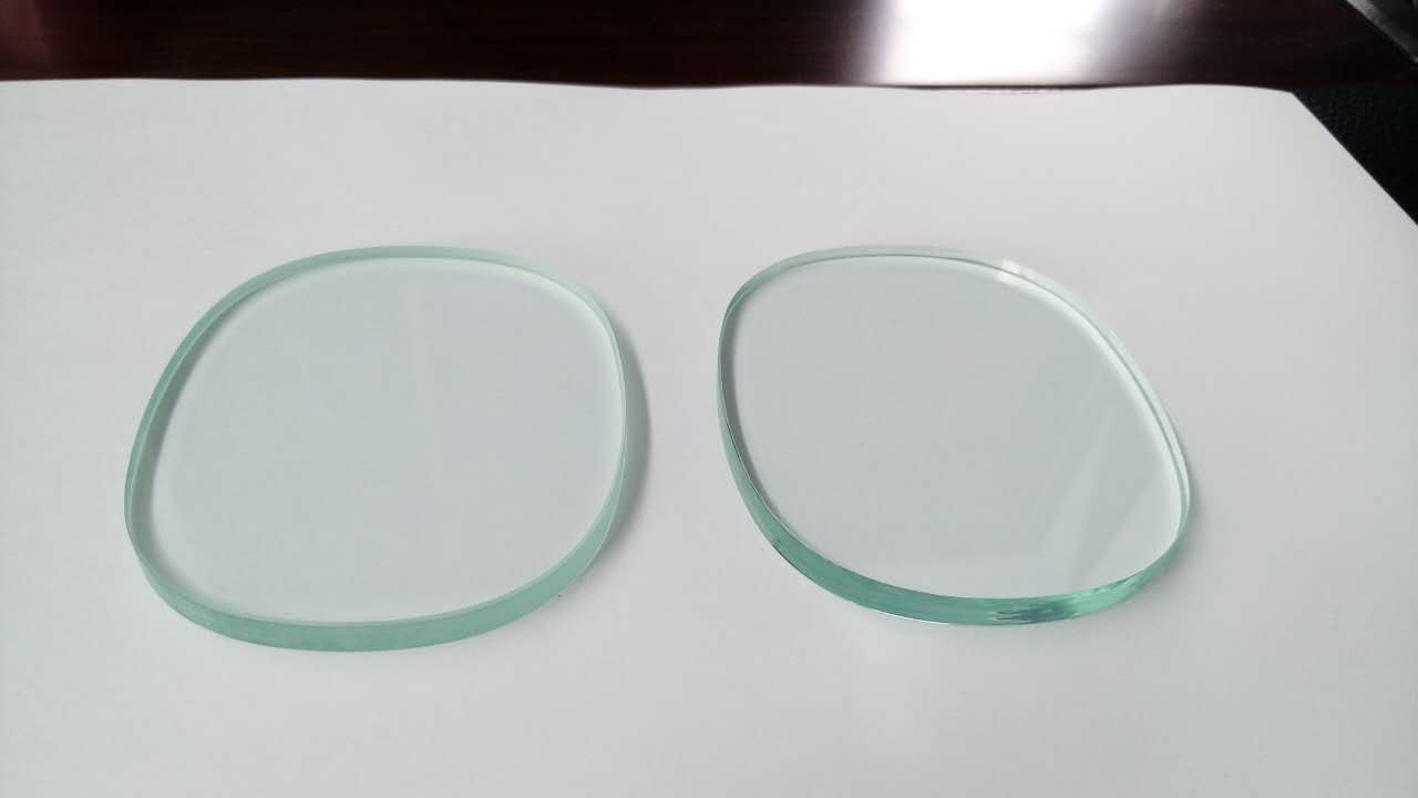 tempered glass used for instrument