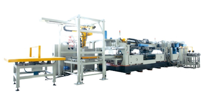 Front Windshields Automotive Glass Production Line , Front Windshields Cutting & Breaking & Grinding