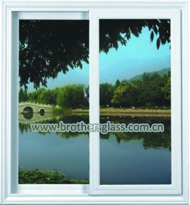 SW80 sliding window