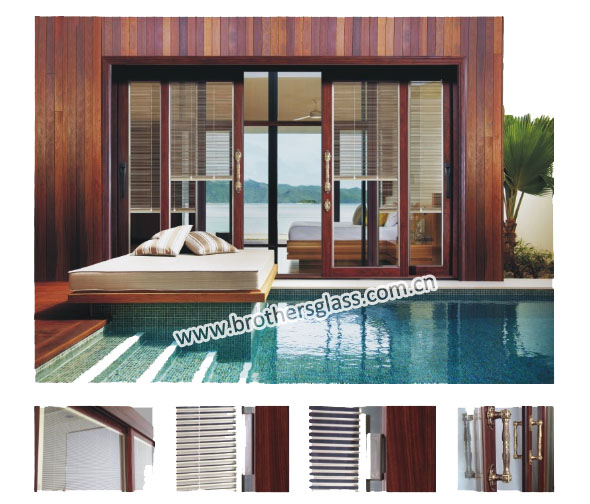 SD7150 multifunctional sliding door