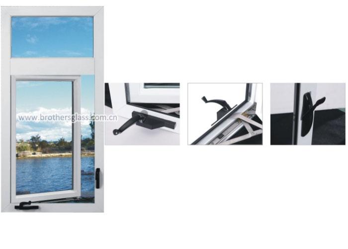 CWW58 casement window with operator