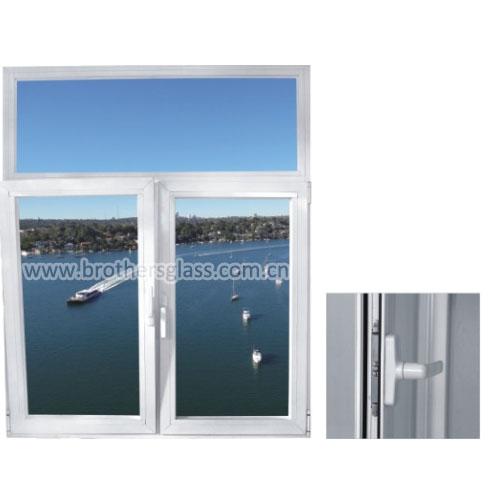 cwtt-t52&65 thermal break tilt-turn casement window