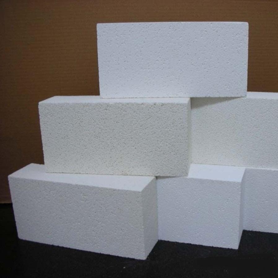 refractory ceramic insulation brick for Glass Furnace miantanace