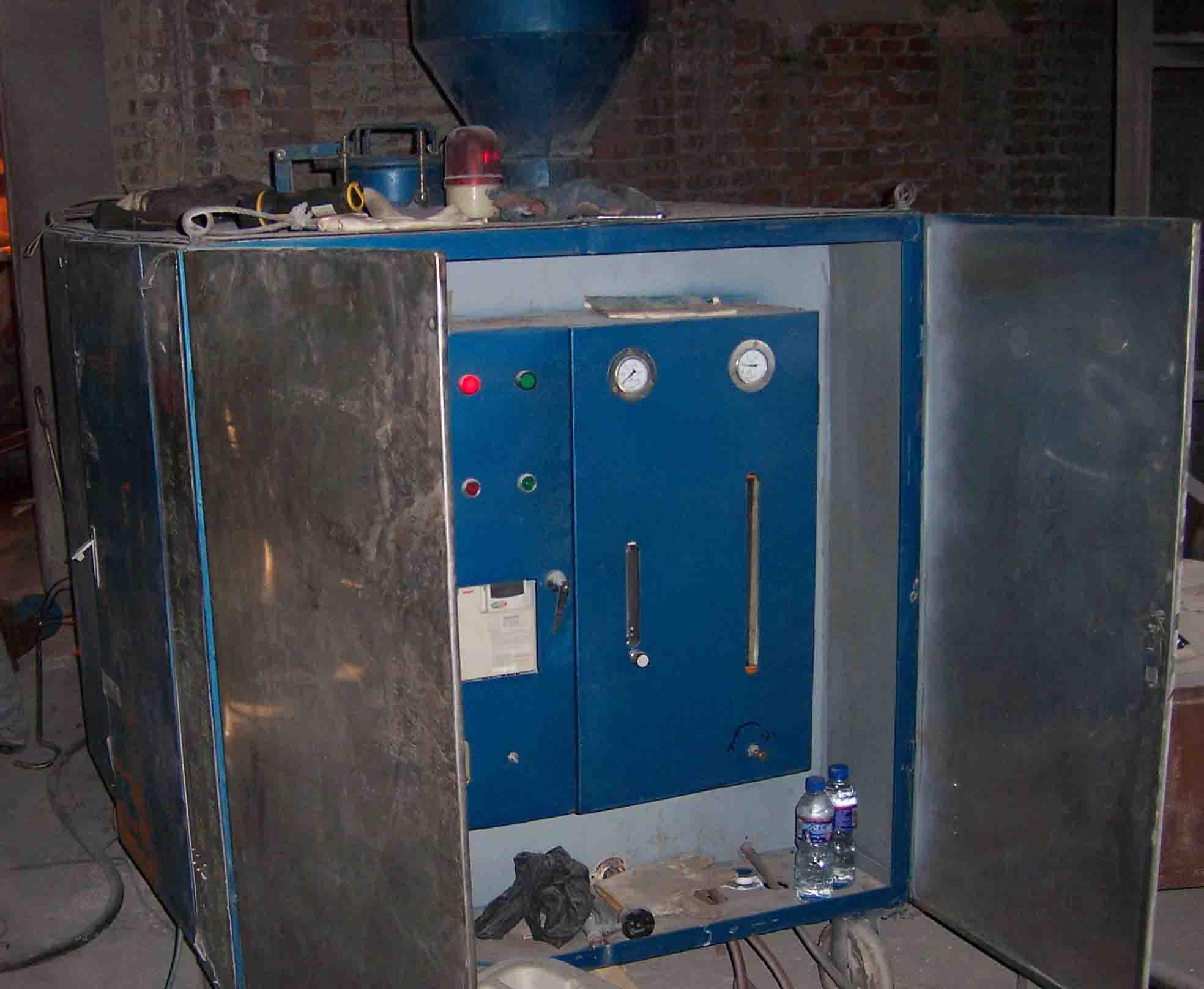 Ceramic Welding Machine for High Temperature Glass Furnace