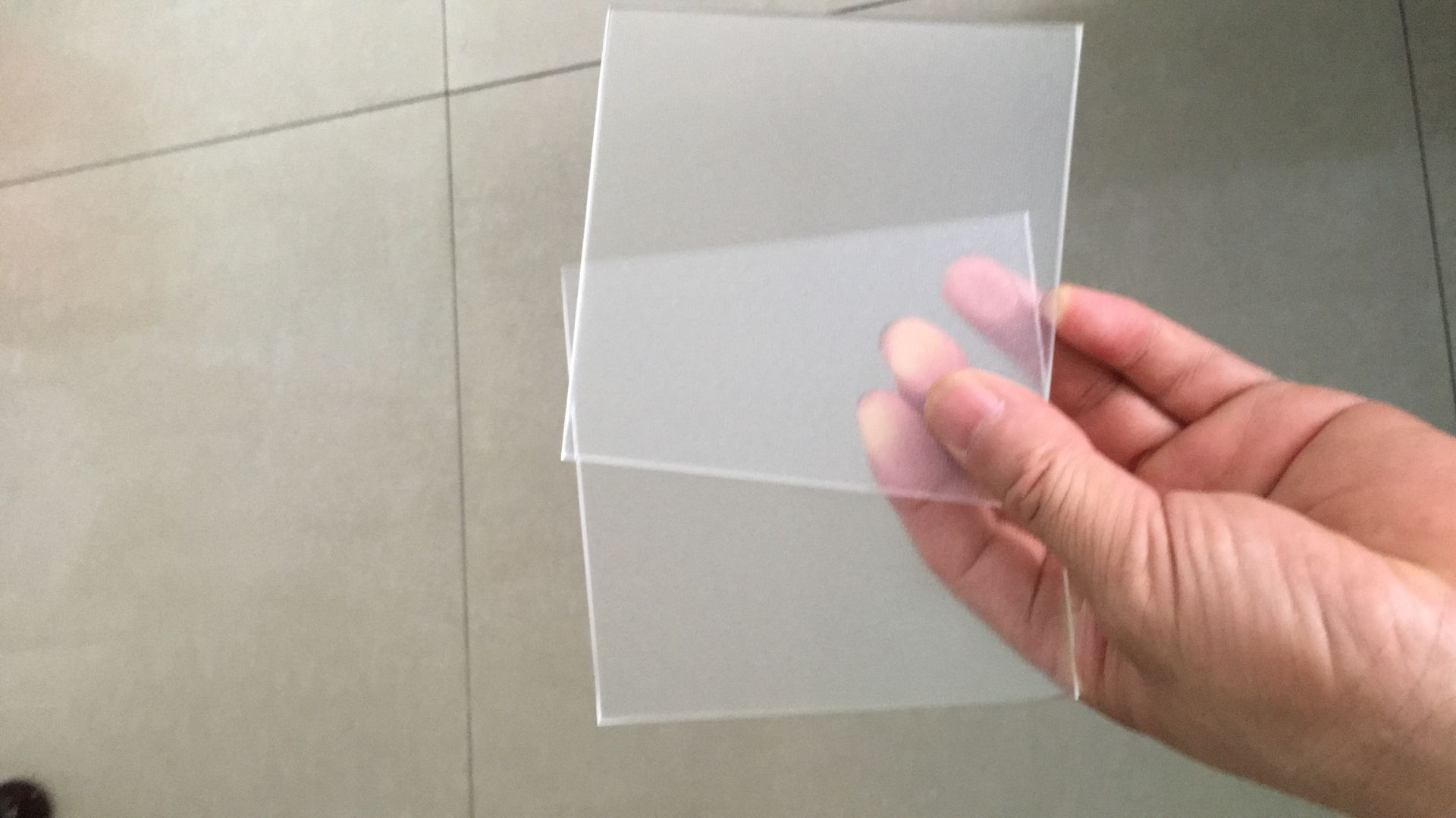 3.2mm solar tempered glass
