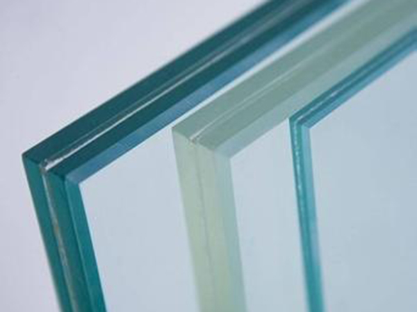4.38-25.52mm Laminated Glass